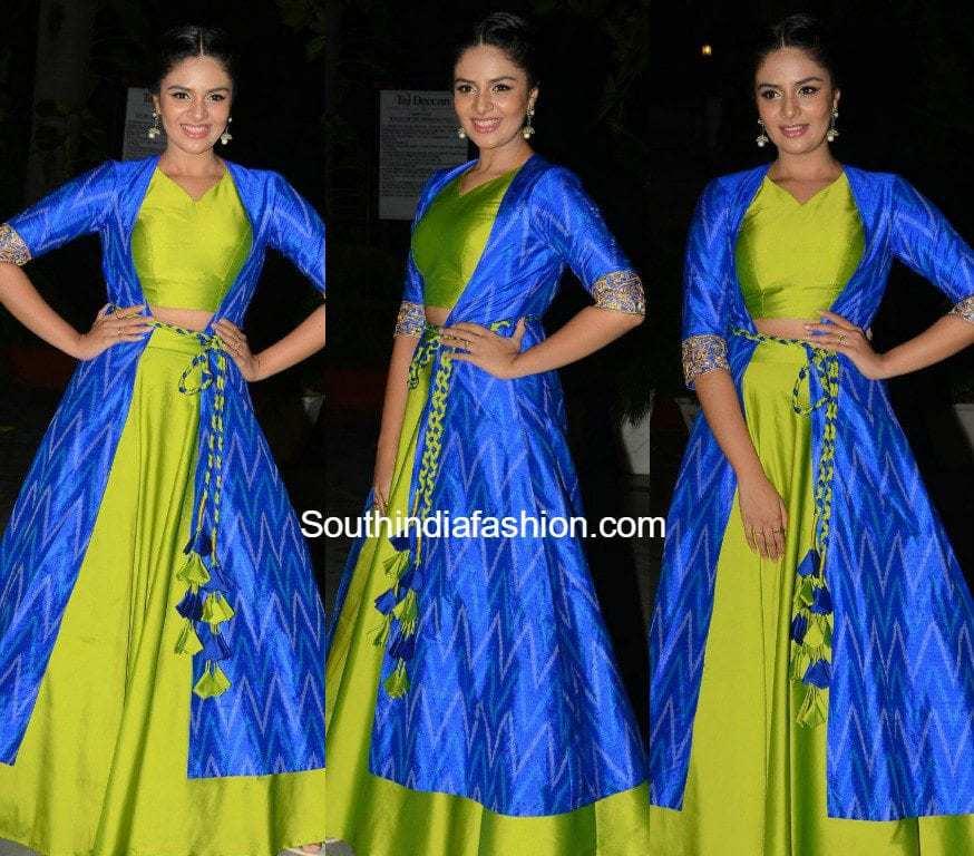 Sreemukhi ~ Fashion Trends ~ – South India Fashion
