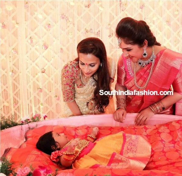 sridevi_vijaykumar_daughter_cradle_function