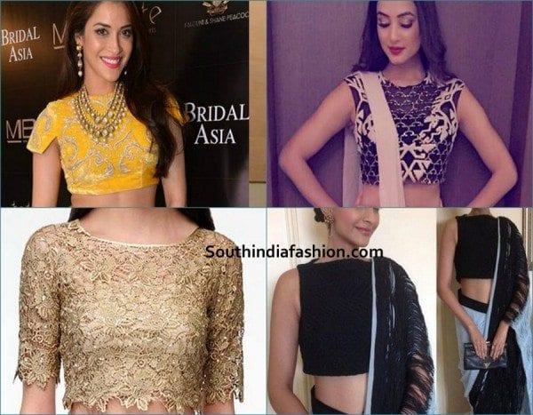 bridal-blouse-design-crop-top