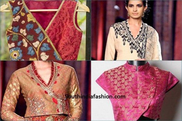 angrakha-saree-blouse