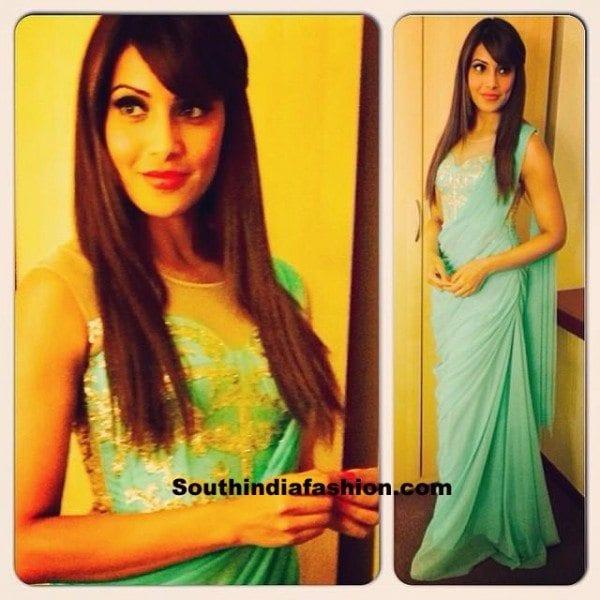 bipasha-basu-saree-gown