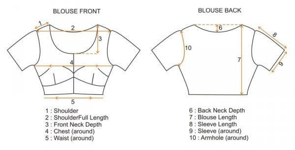 blouse_measurement