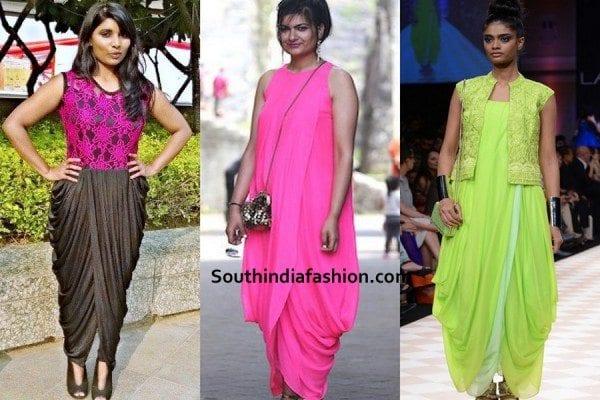 dress-dhoti-trend