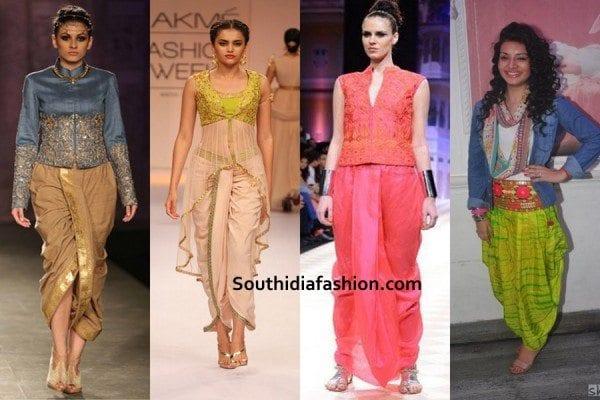 dhoti-trends