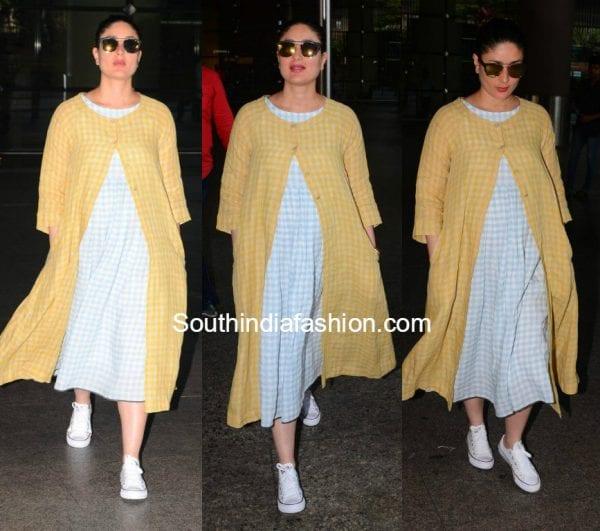 Kareena Kapoor in Eka Dress