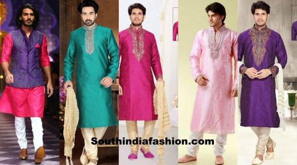 indian-groom-wear-kurta-pajama