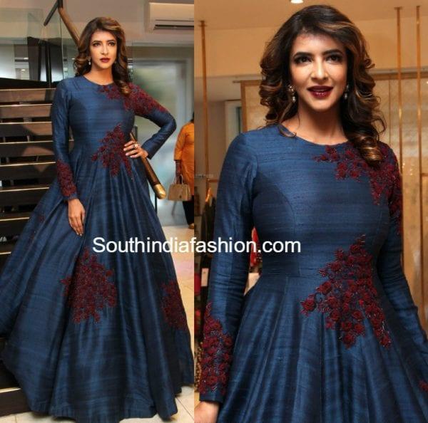 lakshmi_manchu_blue_gown_sva