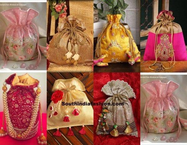 reuse-old-sarees-potli-bags