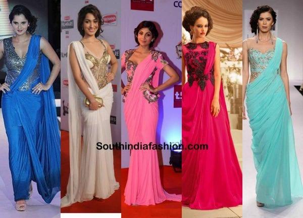 saree-gowns