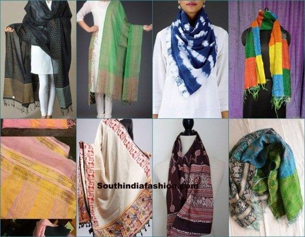 create-scarves-dupatta-reuse-old-sarees