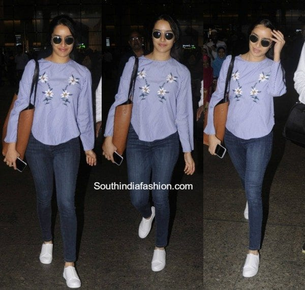 shraddha_kapoor_airport_style_casual_jeans