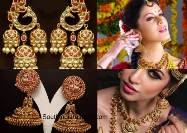 earrings_Traditional_South_Indian_Bridal_Jewelry