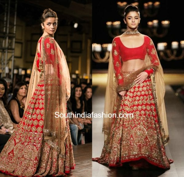 5 Designer Lehengas EVERY Bride To Be Will Fall In Love With!!