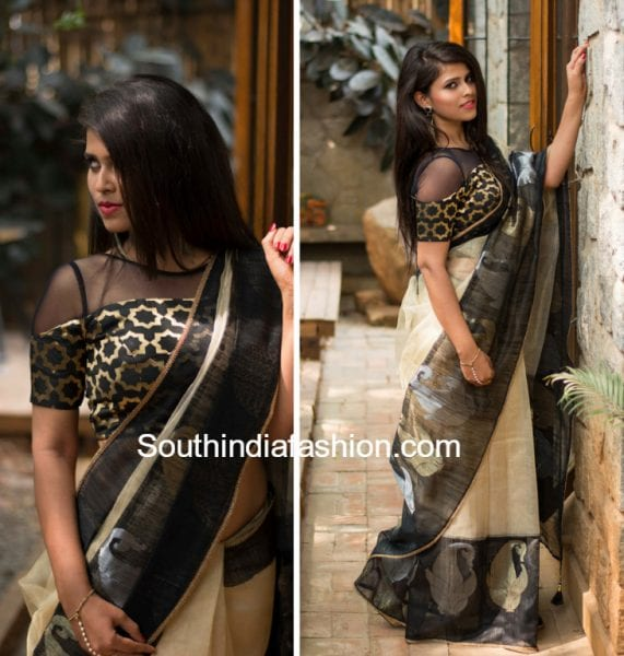 banaras-tissue-saree-brocade-blouse