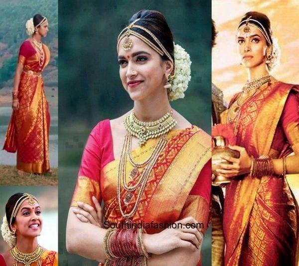 6 Stunning Onscreen Bollywood Bridal Looks -South India ...