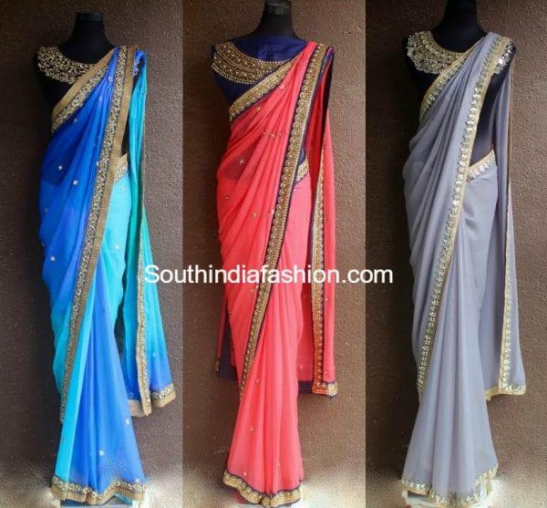 Designer Sarees by Priti Sahni