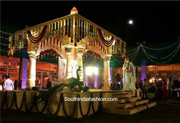 gali-janardhan-daughter-wedding-decoration