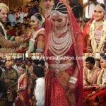 A Wedding Everyone's Talking About –  Brahmani Reddy Weds Rajeev Reddy