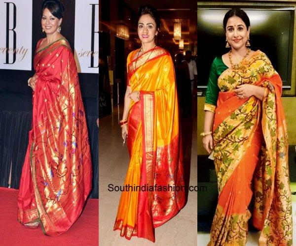 paithani-silk-sarees