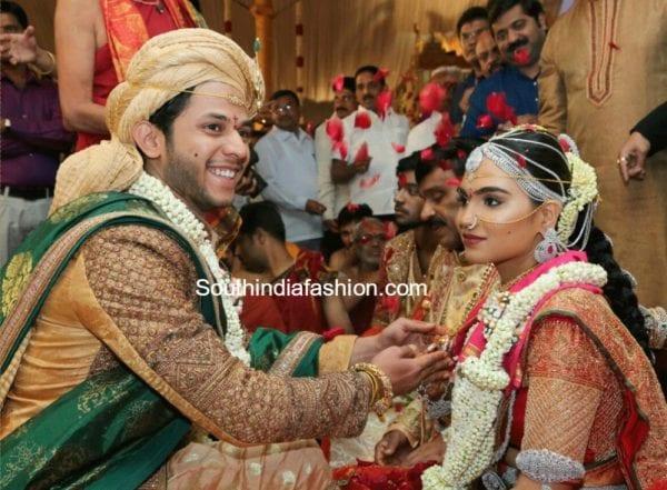 rajeev-reddy-brahmani-reddy-marriage-photos