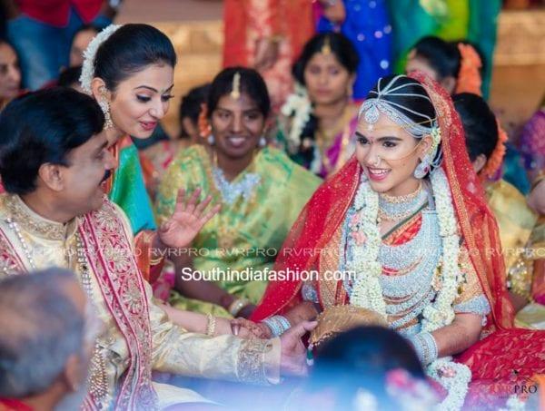rakul-preet-at-brahmani-wedding