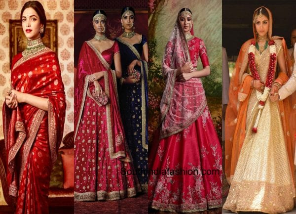 5 Best Indian Bridal Designers