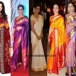 8 Saree Types Every Girl Needs To Own