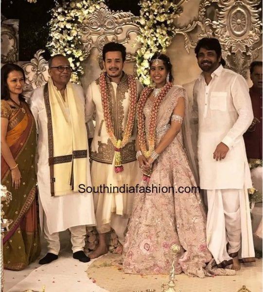 akhil-shriya-bhupal-engagement