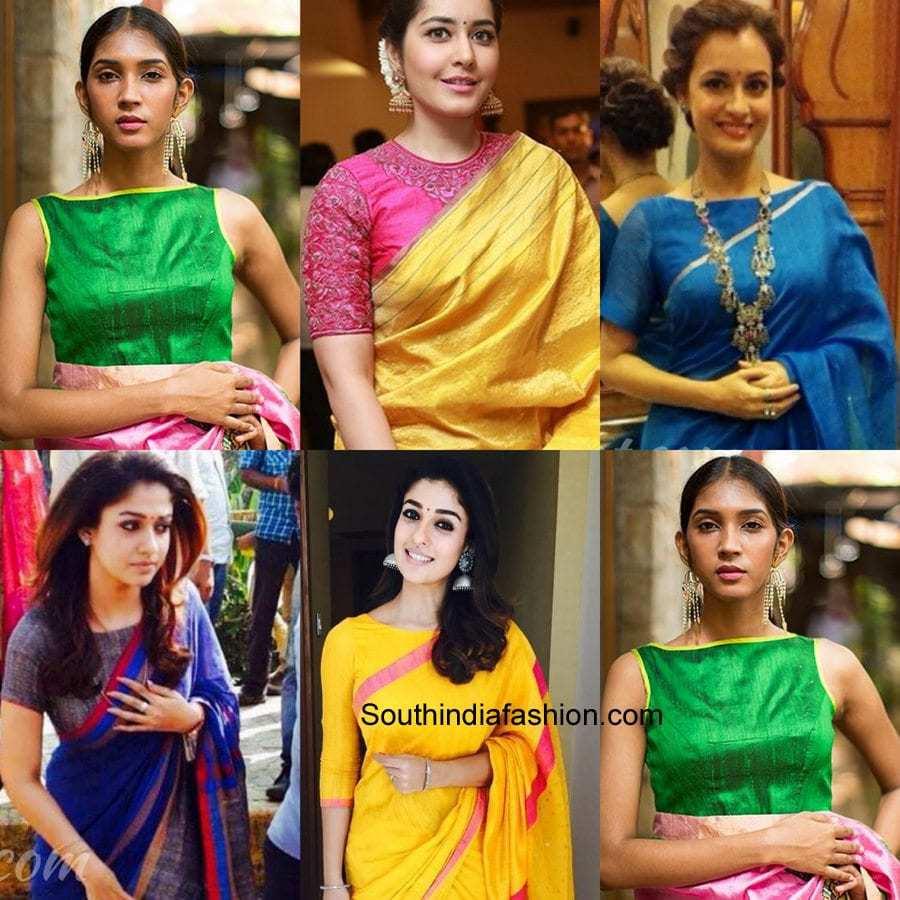 South india fashion blouse 20
