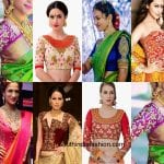 Top 6 Bridal Blouse Designs
