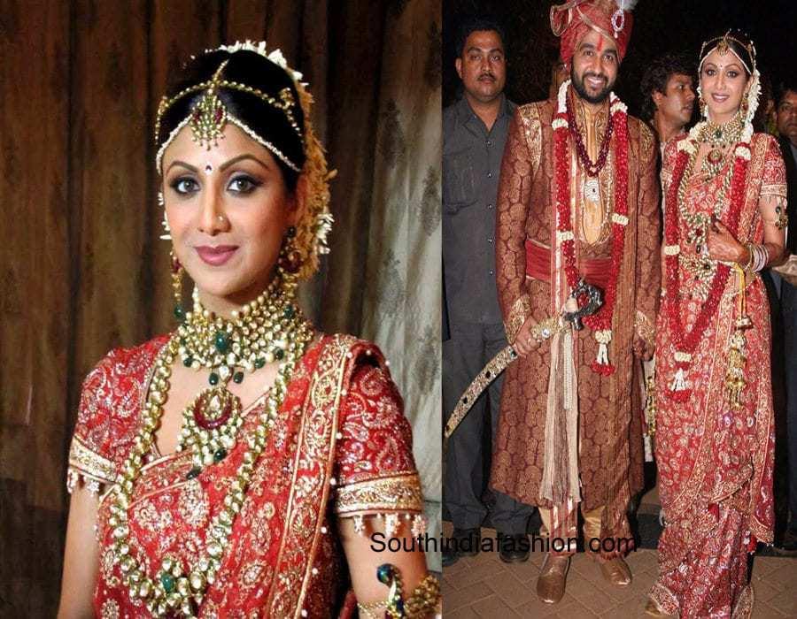 Image result for shilpa shetty wedding