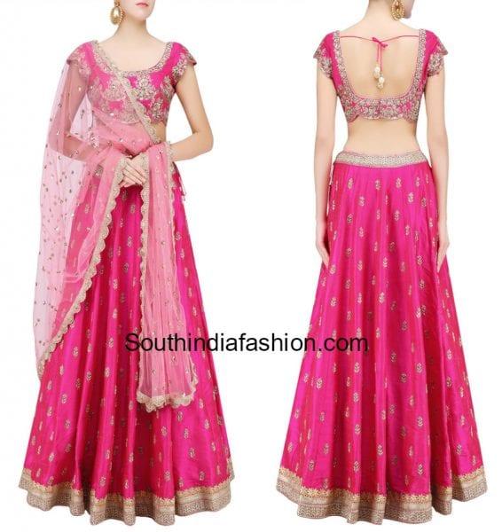 pink-bridal-lehenga-mrunalini-rao