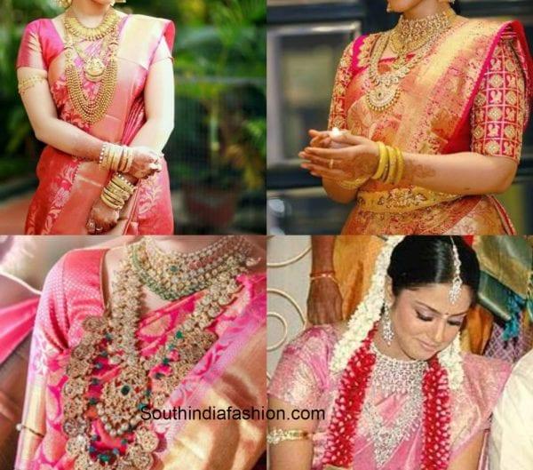 pink blouse pink kanjeevaram 600x529