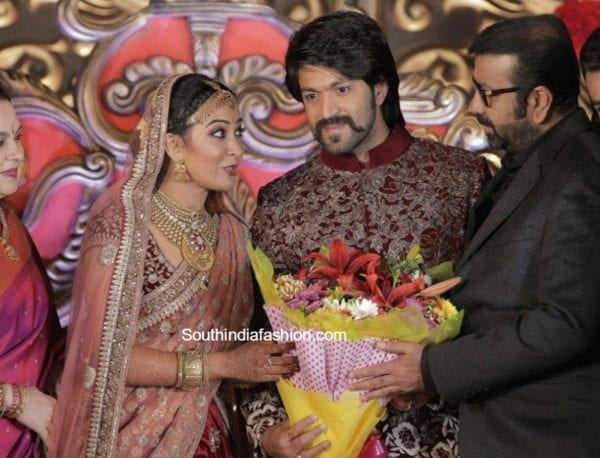 radhika-pandit-wedding-reception