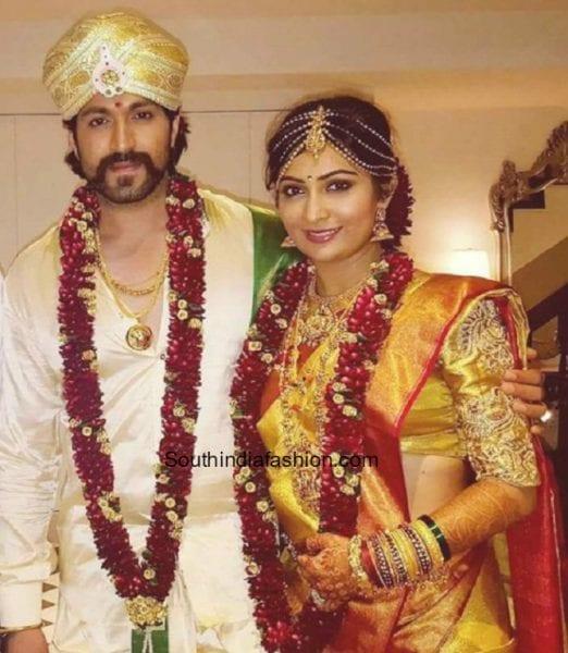 radhika-pandit-yash-wedding