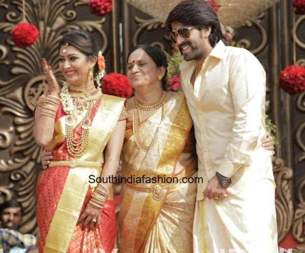 radhika-yash-marriage-reception