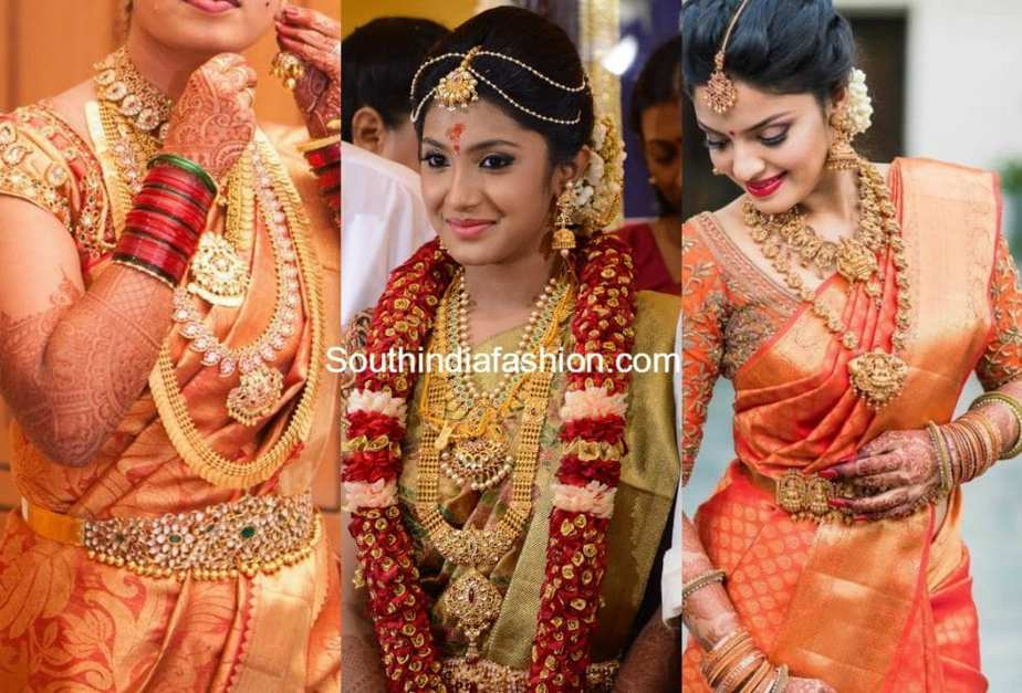 A Guide For South Indian Bridal Jewellery