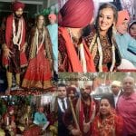Yuvraj Singh Wedding Highlights
