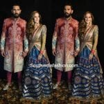 Yuvraj Singh and Hazel's Wedding Reception