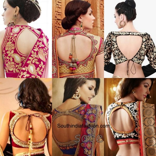 cut-out-saree-blouse-designs-for-wedding-2