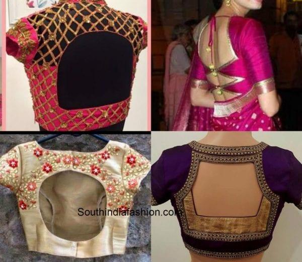 cutout_blouse_back_design