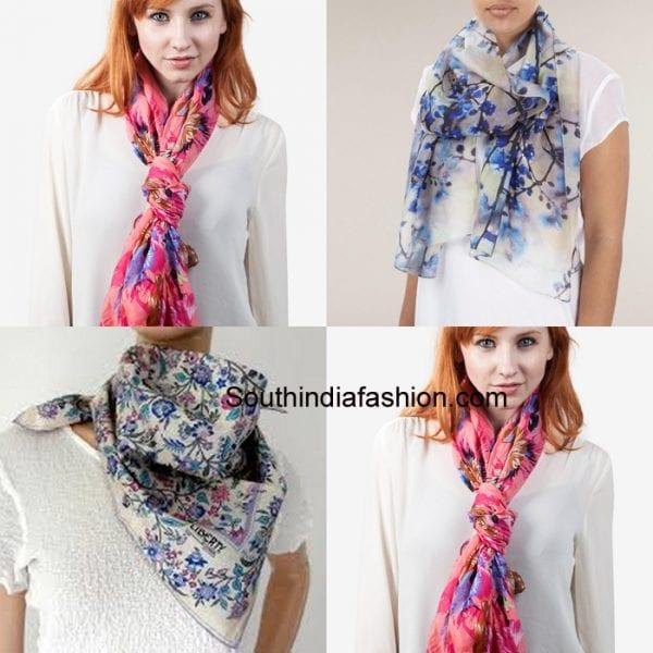 floral-scarves