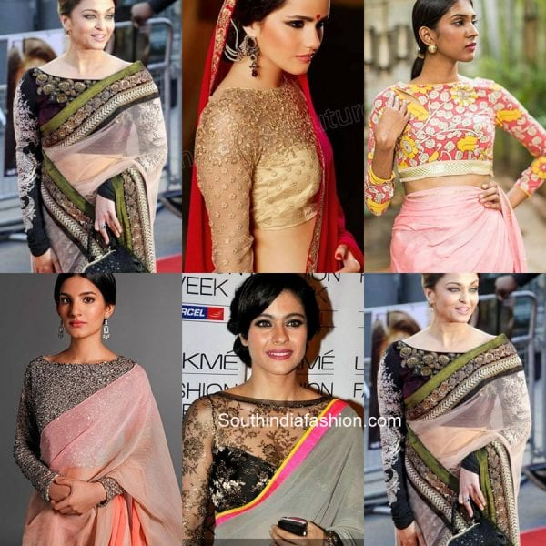 full-sleeves-blouse-designs