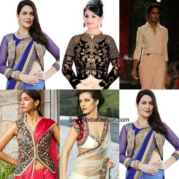 jacket-blouse-designs-for-wedding-1