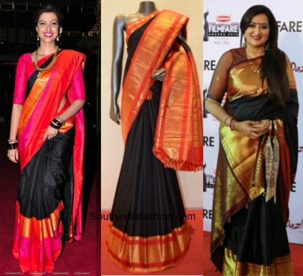 Black Sarees That Every Woman Should Have in her Wardrobe