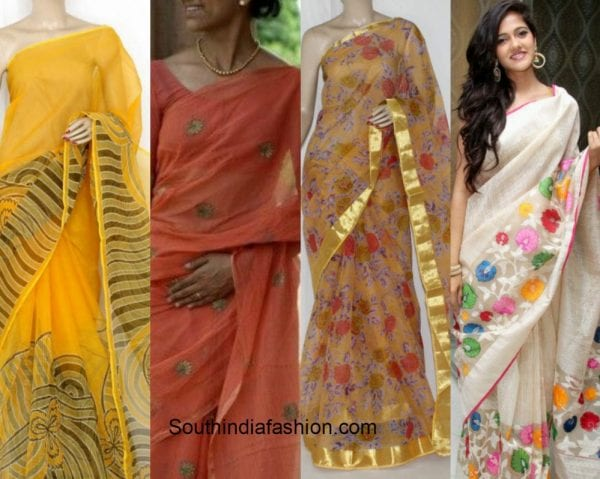 Must Have Cotton Sarees To Welcome Spring