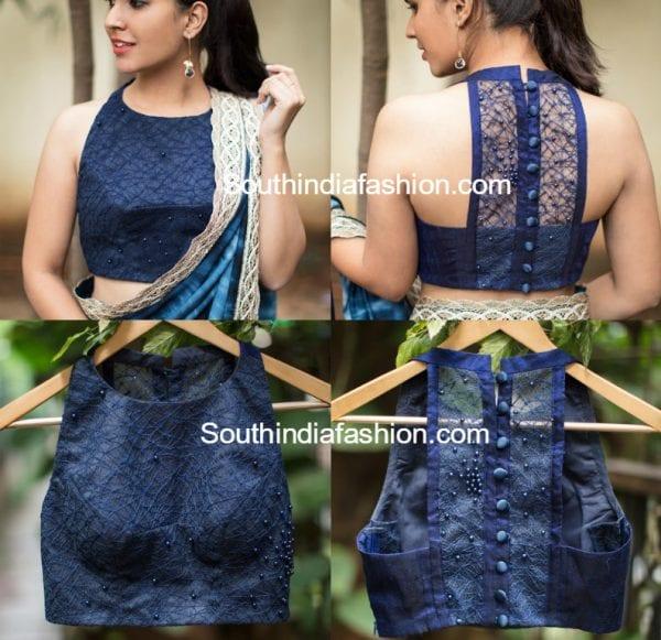 net-back-neck-blouse-designs-models