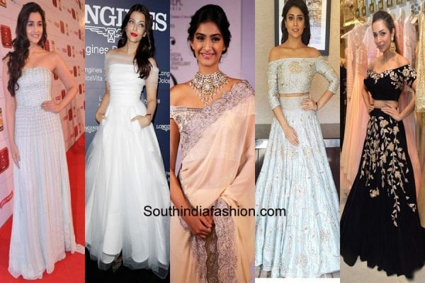 5 Indian Fashion Trends Of 2016 That will Stay in 2017