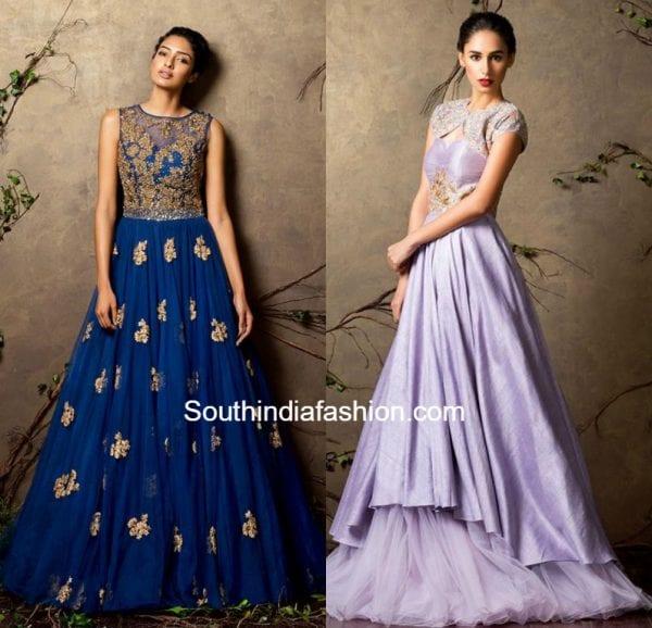 sangeet-reception-gowns