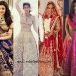 Top 6 Bridal Lehenga Colors For Weddings